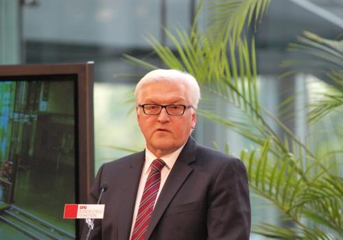 Frank-Walter Steinmeier, über dts Nachrichtenagentur