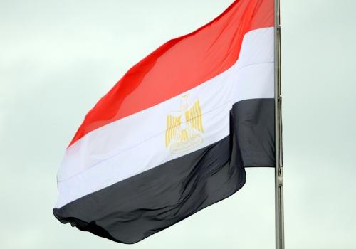 Ägyptische Flagge, über dts Nachrichtenagentur