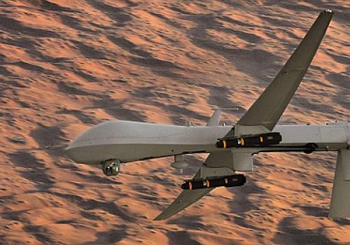 US-Drohne des Typs MQ-1 Predator, über dts Nachrichtenagentur
