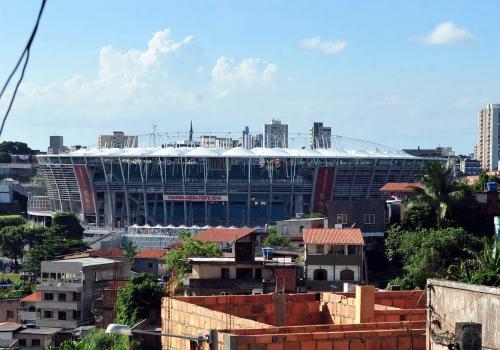 Arena Fonte Nova, Antonio Cruz/Agência Brasil, Lizenztext: dts-news.de/cc-by