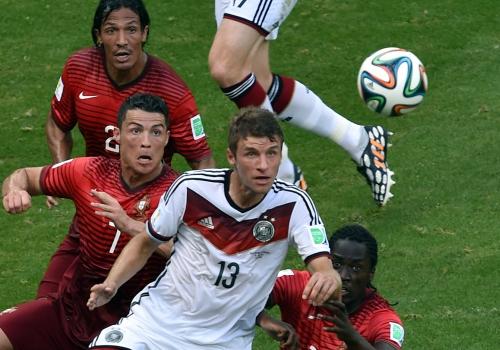 WM-Spiel Deutschland-Portugal am 16.06.2014, Pressefoto Ulmer, über dts Nachrichtenagentur