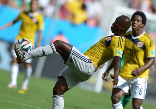 Kolumbien bei der Fußball-WM 2014, Marcello Casal Jr/Agência Brasil, Lizenztext: dts-news.de/cc-by