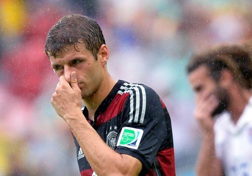 WM-Spiel Deutschland-USA am 26.06.2014, Pressefoto Ulmer/Michael Kienzle, über dts Nachrichtenagentur