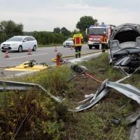 02-07-2014-a7-nersingen-unfall-lkw-verletzte-pkw-feuerwehr-zwiebler-new-facts-eu20140702_0013