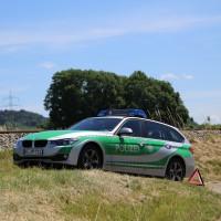 03-07-2014-unterallgaeu-groenenbach-pkw-radfahrer-lebensgefahr-unfall-rettungshubschrauber-notarzt-polizei-poppel-new-facts-eu20140703_0015