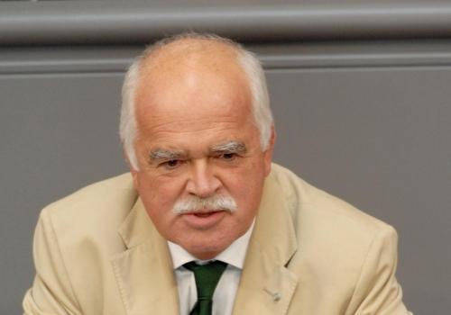 Peter Gauweiler, Deutscher Bundestag  / Lichtblick / Achim Melde,  Text: über dts Nachrichtenagentur