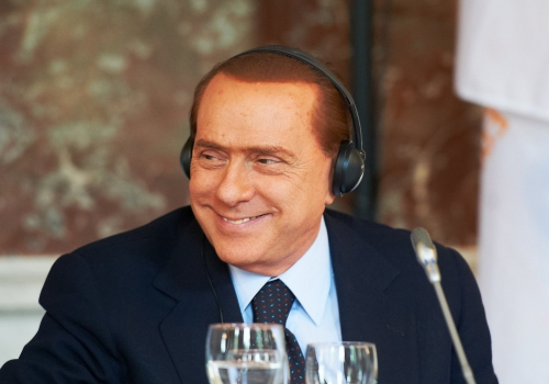 Silvio Berlusconi, Europeanpeoplesparty, Lizenztext: dts-news.de/cc-by