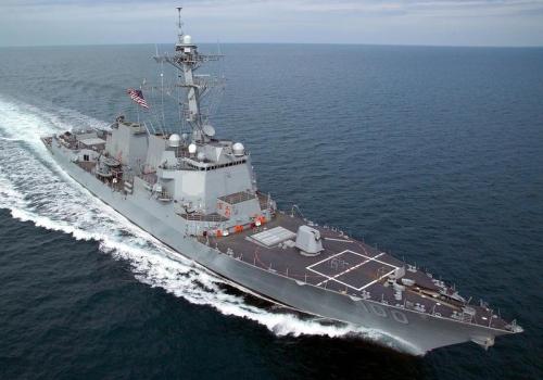 USS Kidd, über dts Nachrichtenagentur