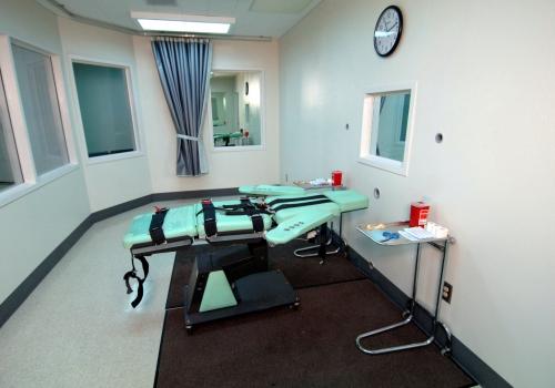 Hinrichtungsstätte, über dts Nachrichtenagentur