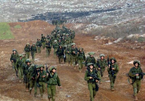 Israelische Soldaten, über dts Nachrichtenagentur