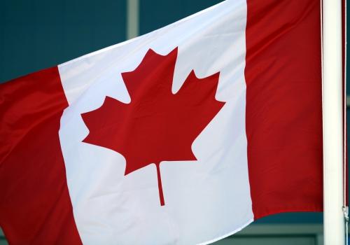 Fahne von Kanada, über dts Nachrichtenagentur