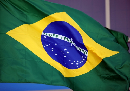 Fahne von Brasilien, über dts Nachrichtenagentur