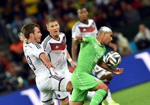 WM-Spiel Deutschland-Algerien am 30.06.2014, Pressefoto Ulmer/Michael Kienzle, über dts Nachrichtenagentur