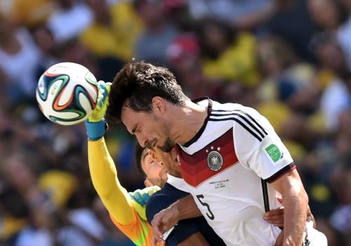 WM-Viertelfinale Deutschland - Frankreich am 04.07.2014, Pressefoto Ulmer/Michael Kienzler, über dts Nachrichtenagentur