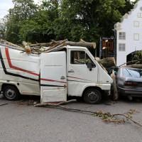 03-08-2014-kempten-allgaeu-katastrophenschutzuebung-feuerwehr-thw-brk-juh-festwoche-groll005