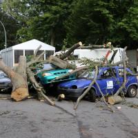 03-08-2014-kempten-allgaeu-katastrophenschutzuebung-feuerwehr-thw-brk-juh-festwoche-groll013