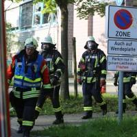 BAWÜ Ulm Uni Explosion