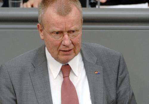 Ruprecht Polenz, Deutscher Bundestag/Lichtblick/Achim Melde,  Text: über dts Nachrichtenagentur