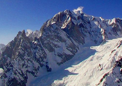 Mont Blanc, über dts Nachrichtenagentur