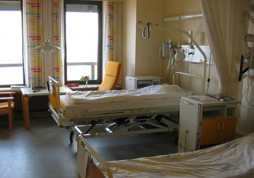 Krankenzimmer, über dts Nachrichtenagentur