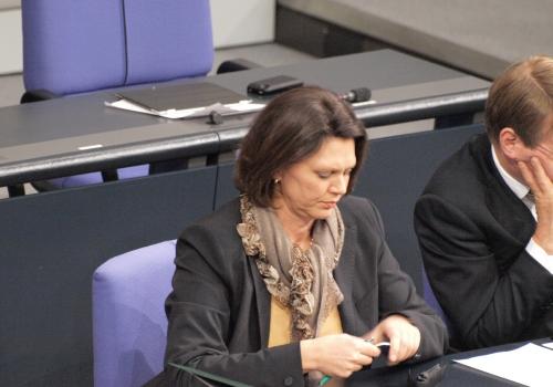 Ilse Aigner, über dts Nachrichtenagentur