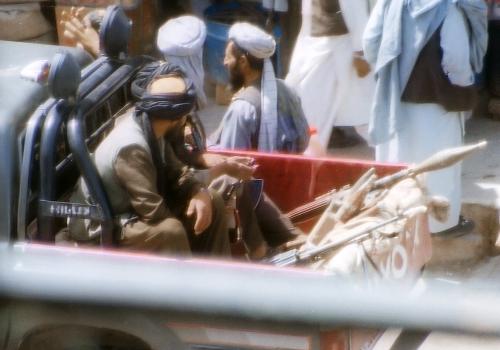 Taliban-Kämpfer, über dts Nachrichtenagentur