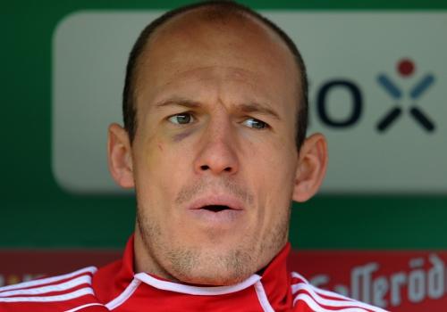 Arjen Robben (FC Bayern München), Pressefoto Ulmer, über dts Nachrichtenagentur