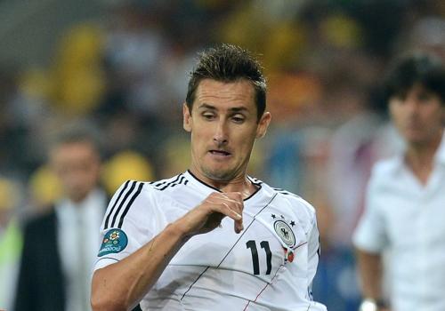 Miroslav Klose (Deutsche Nationalmannschaft), Pressefoto Ulmer, über dts Nachrichtenagentur