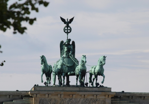 Brandenburger Tor in Berlin, über dts Nachrichtenagentur