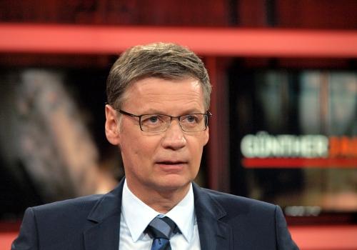 Günther Jauch, über dts Nachrichtenagentur