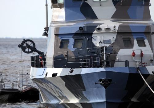 Russisches Kriegsschiff, über dts Nachrichtenagentur