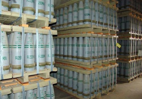 Senfgas (Chemiewaffen), über dts Nachrichtenagentur