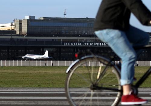 Tempelhofer Feld, über dts Nachrichtenagentur