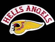 hells angel logo