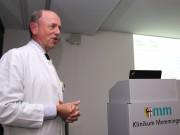 Klinikum Memmingen - Internisten informieren über neueste Methoden bei Magen-Darm-Erkrankungen