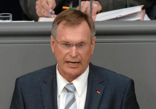 Johannes Singhammer, Deutscher Bundestag  / Lichtblick / Achim Melde,  Text: über dts Nachrichtenagentur