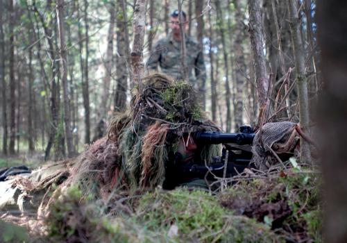 KSK-Scharfschütze, über dts Nachrichtenagentur