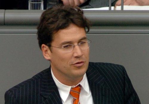 Christian von Stetten, Deutscher Bundestag/Lichtblick/Achim Melde,  Text: über dts Nachrichtenagentur