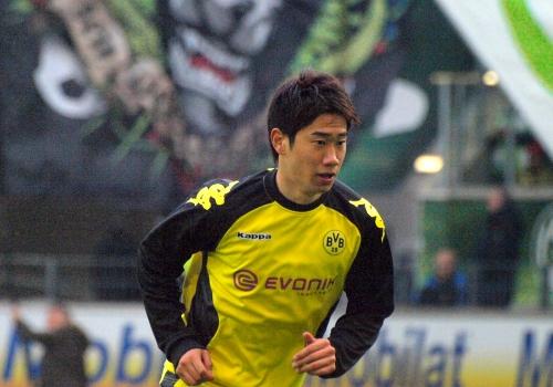 Shinji Kagawa (Borussia Dortmund), über dts Nachrichtenagentur
