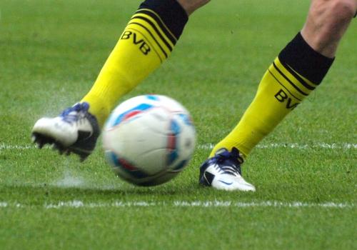 Borussia Dortmund-Spieler, über dts Nachrichtenagentur