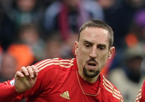 Franck Ribéry (FC Bayern München), Pressefoto Ulmer, über dts Nachrichtenagentur