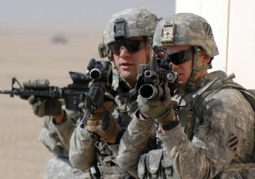 US-Soldaten, über dts Nachrichtenagentur