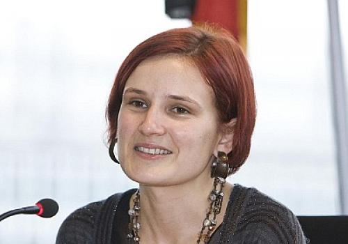 Katja Kipping, Deutscher Bundestag / photothek.net / Thomas Trutschel,  Text: über dts Nachrichtenagentur