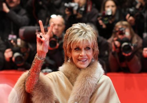Jane Fonda, über dts Nachrichtenagentur