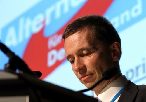 Bernd Lucke, über dts Nachrichtenagentur