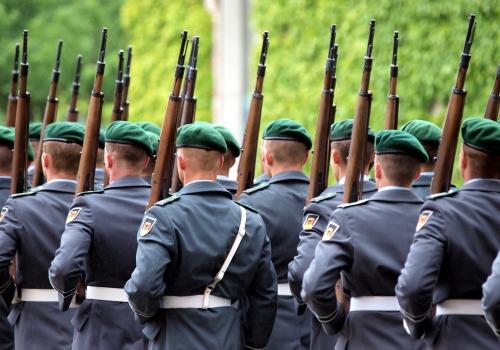 Bundeswehrsoldaten, über dts Nachrichtenagentur