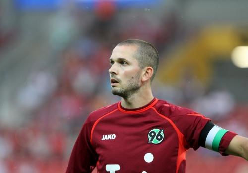 Leon Andreasen (Hannover 96), über dts Nachrichtenagentur