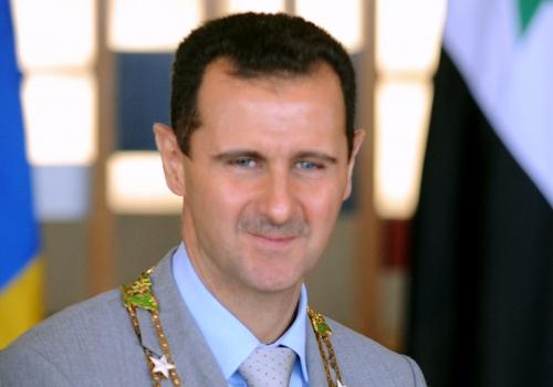 Baschar al-Assad, Roosewelt Pinheiro/ABr, Lizenztext: dts-news.de/cc-by