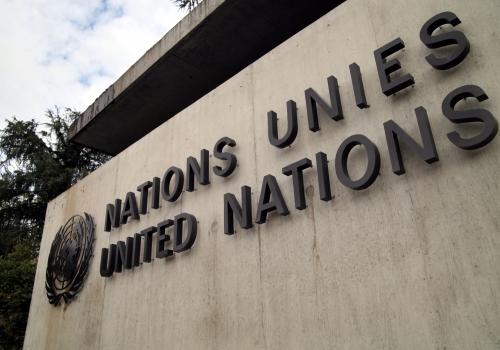 Vereinte Nationen, über dts Nachrichtenagentur