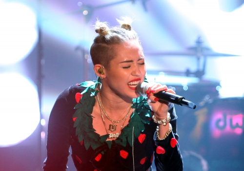 Miley Cyrus , über dts Nachrichtenagentur